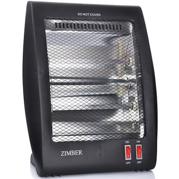 11205 Кварцевый обогр 800Вт 2 режима тепла ZM (х6)