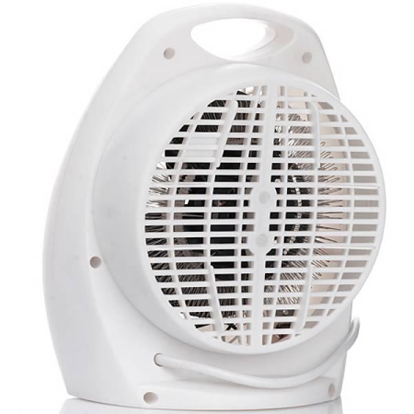 11200 Тепловентилятор 2000Вт 2 режима тепла ZIMBER
