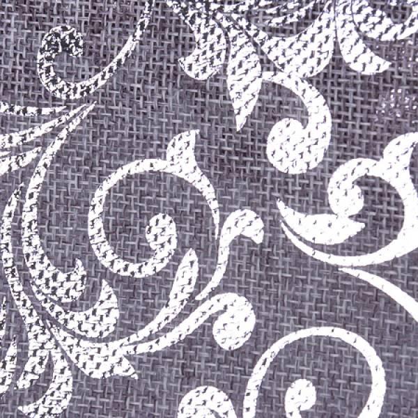 14283ZI-1 Дорожка для стола серебро MAYER&BOCH