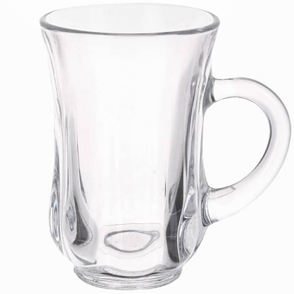 413 Набор стаканов 6пр стекло