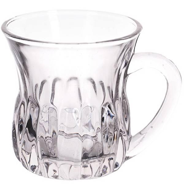9006 Чайный набор 6пр.125мл. стекло