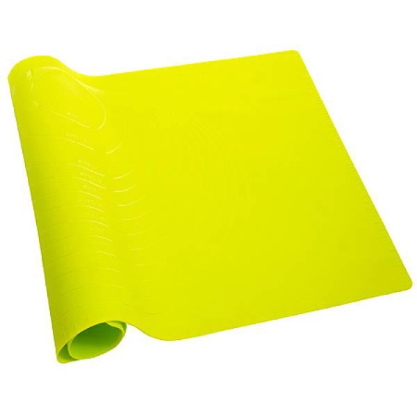29437-2 Коврик силикон салатовый 60 х40 см МВ