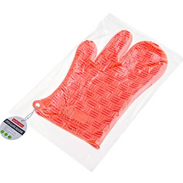 21941-1 Перчатка СИЛИКОНОВАЯ 27х17 см MAYER&BOCHцвет оранжевый