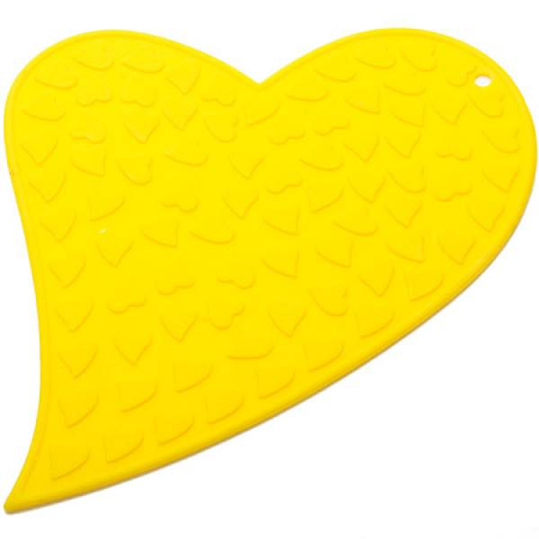 20032-1 Подставка Желтый силикон