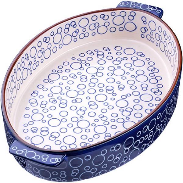 27906 Форма для запекания 2,7л.керамика LORAINE