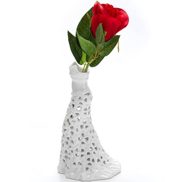 110-200 Ваза подарочная ROSE 31см