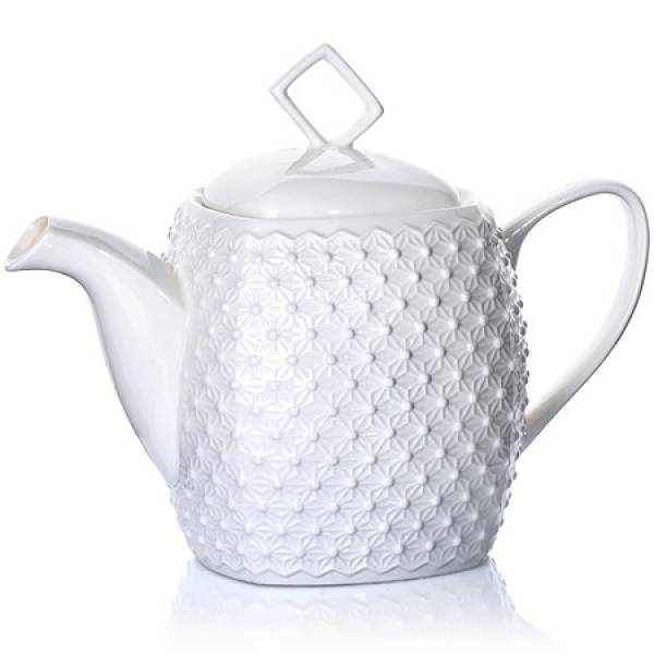 27667 Заварочный чайник с/кр 960мл LR (х12)
