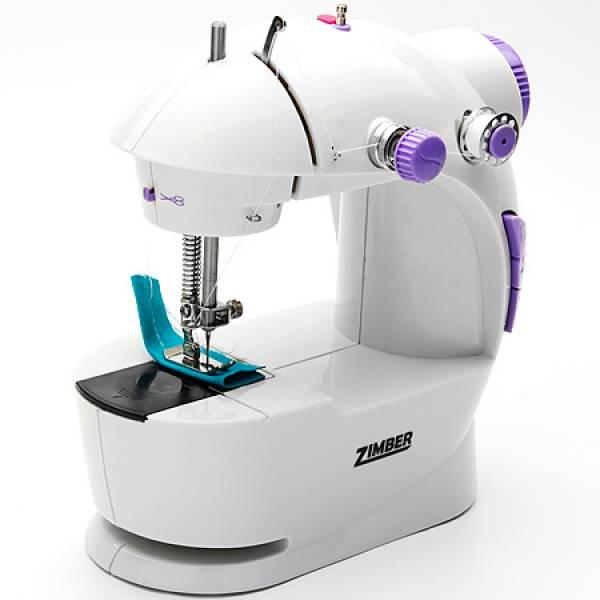 10920 Швейная машинка 2скорости + 2 винта ZIMBER