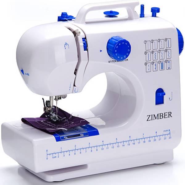 11171 Швейная машинка 2скорости + 2 винта ZIMBER
