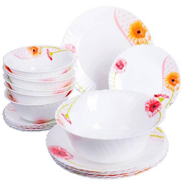 24101 Набор стеклянной посуды 19пр MAYER&BOCH
