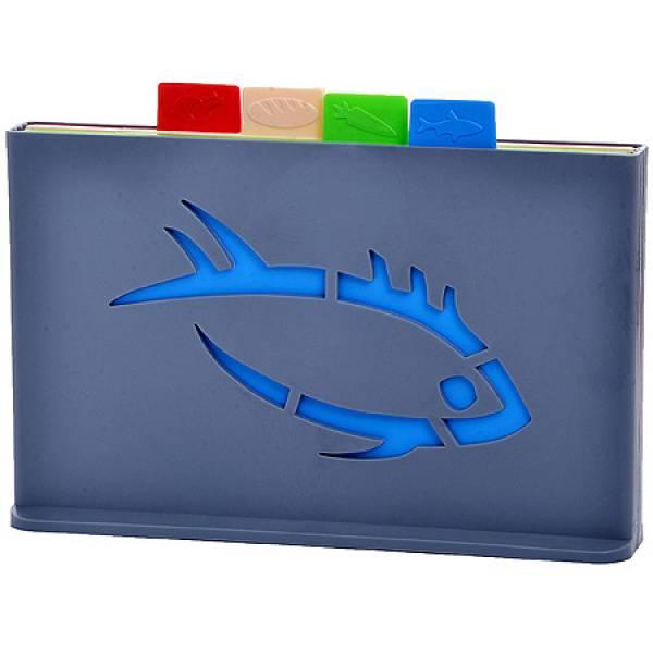 11602 Набор разделочных досок Рыбка MAYER&BOCH