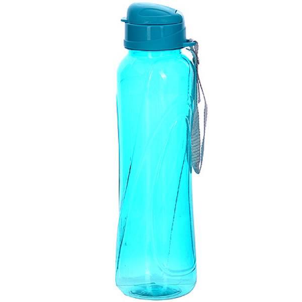 80580-1 Бутылка для воды голубая 630мл MAYER&BOCH