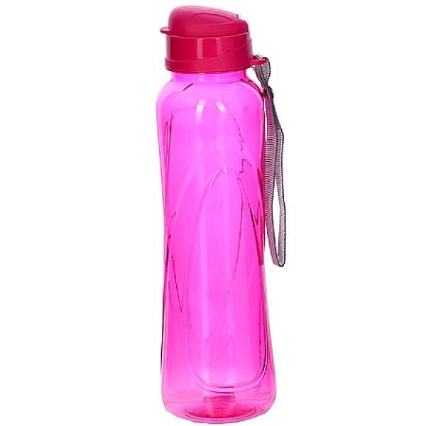 80580 Бутылка для воды малиновая 630мл MAYER&BOCH