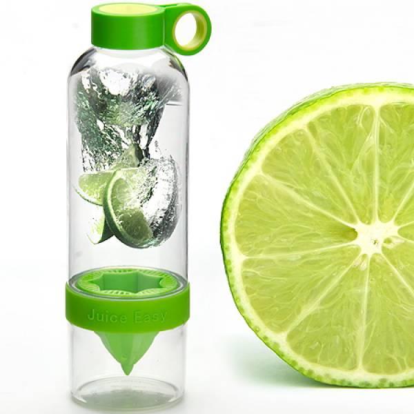 24878 Соковыжималка для лимона с бутылкой 900мл МВ