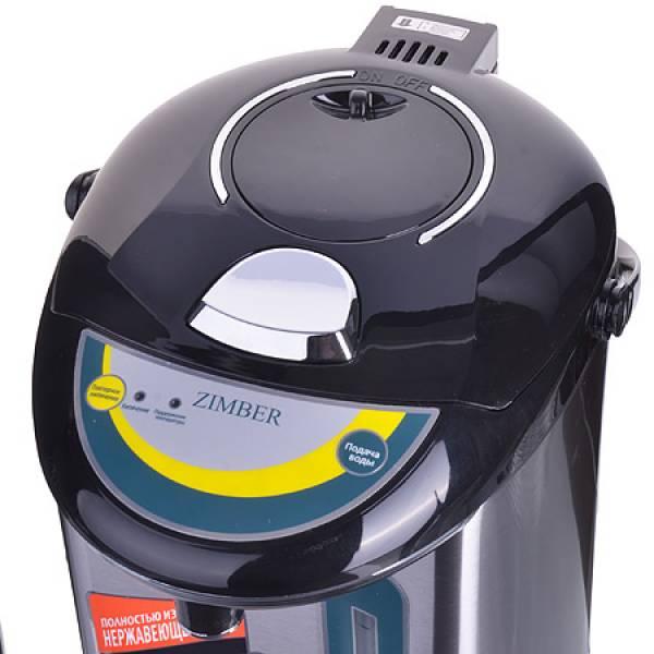 11248 Чайник-Термос 5л 750Вт ZIMBER