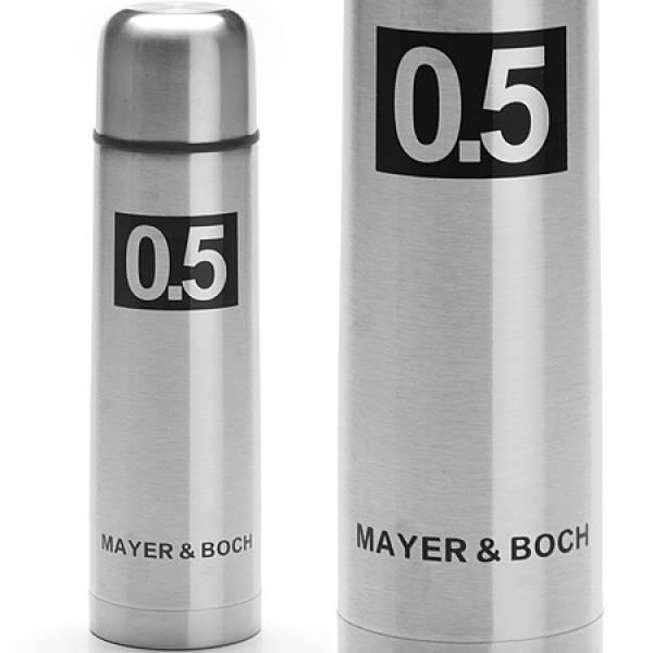 27611 Термос 500мл нерж/сталь чехол-сумка MAYER&BOCH