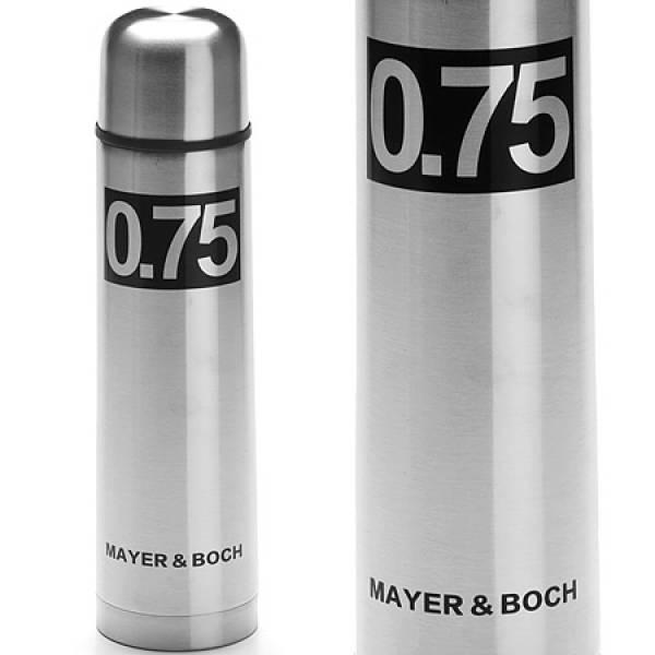 27612 Термос 750мл нерж/сталь чехол-сумка MAYER&BOCH
