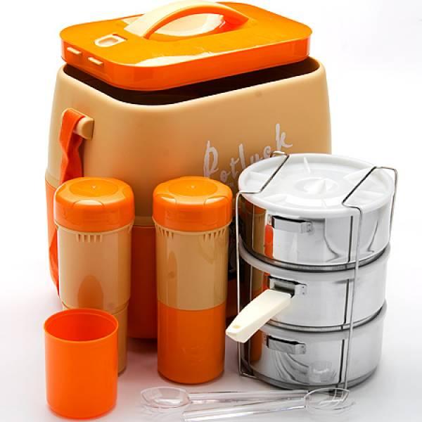 23728 Термо-контейнер 3,6л для продуктов MAYER&BOCH