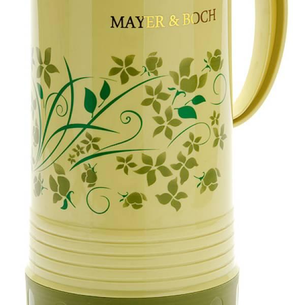 23707 Термос 3,2л стекл/колба + чаша MAYER&BOCH
