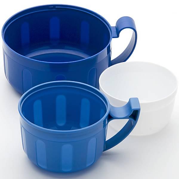 23705 Термос 1,8л + 3 чашки ст/колба MAYER&BOCH
