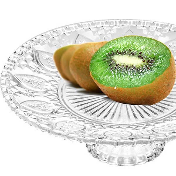 25533 Ваза для фруктов стекло 30см MAYER&BOCH