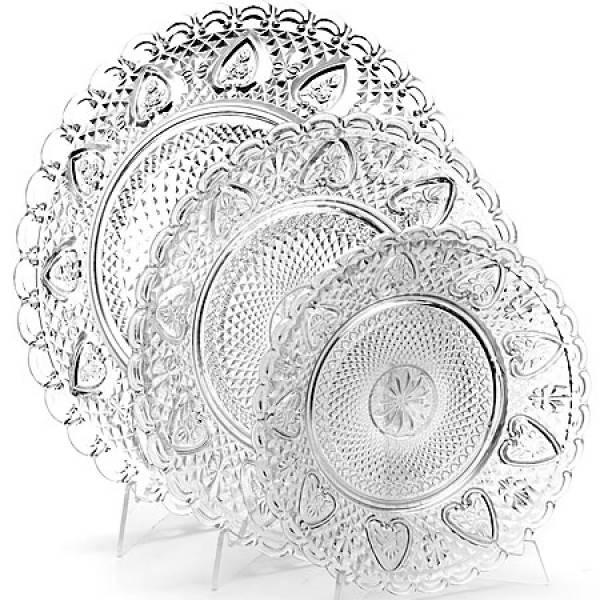 25539 Наб/посуды 3пр стекло 30х25х20см MAYER&BOCH