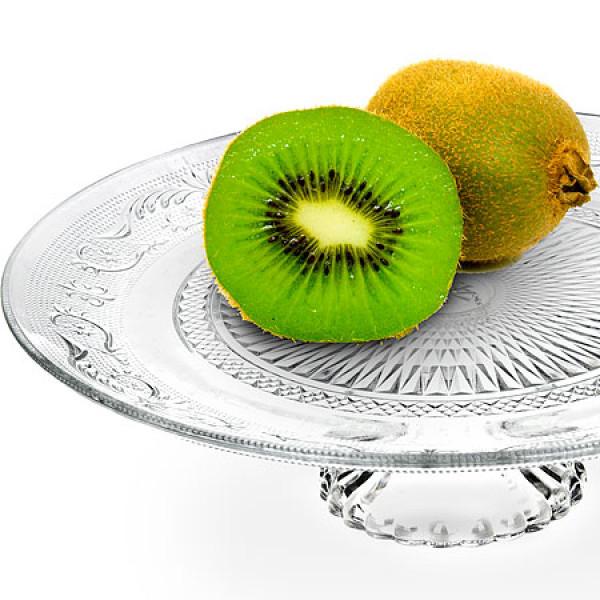 25532 Ваза для фруктов стекло 32,5х9,5см MB (х4)