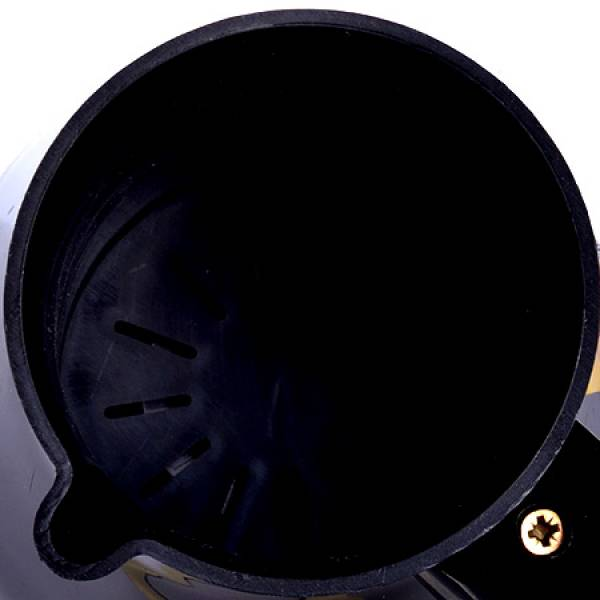 001-Ч Турка электр. SH черная пластик 0,5л