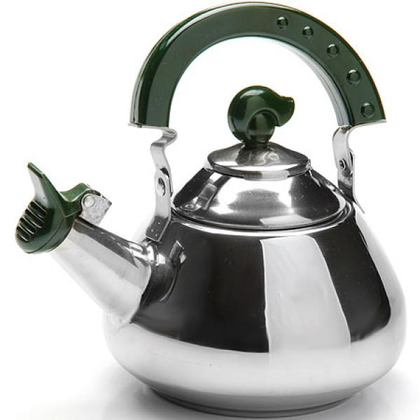 20140 Зав/чайник мет/конус MB (1,0) л пл/руч (х24)