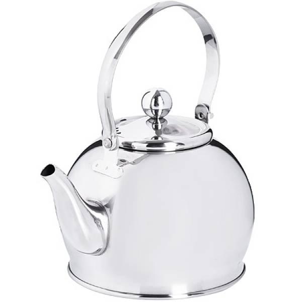 29000 Заварочный чайник глянцевый 1 литр MAYER&BOCH