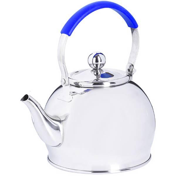 29004 Заварочный чайник глянцевый 1 литр MAYER&BOCH