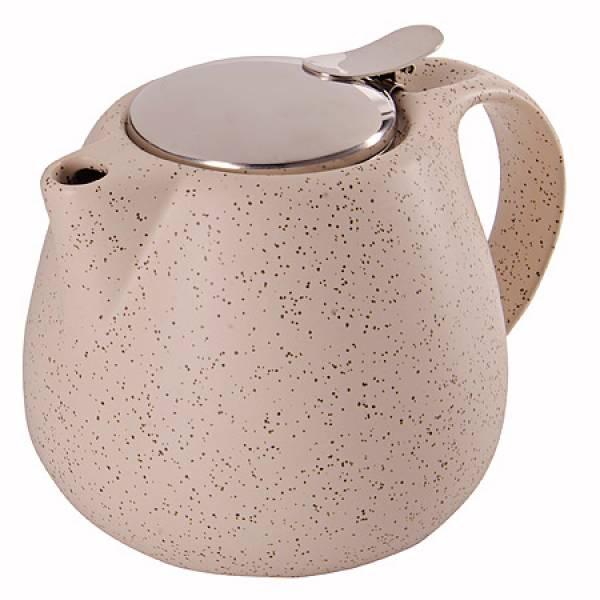 26597-6 Заварочный чайник БЕЖЕВЫЙ 750мл LORAINE