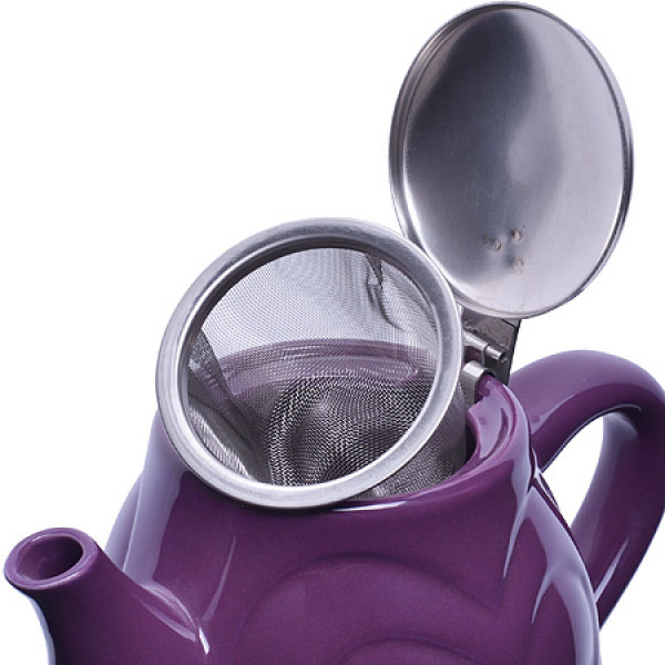 23058-6 Заварочный чайник ФИОЛЕТОВЫЙ 500млLR