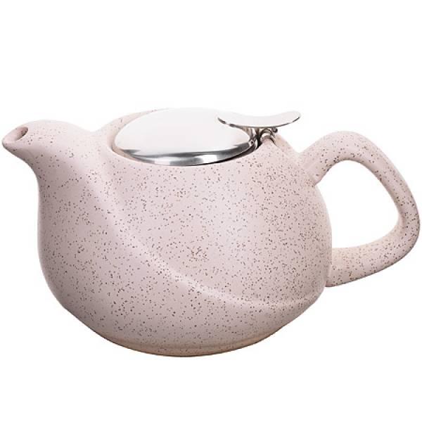 23057-7 Заварочный чайник 750мл БЕЖЕВЫЙ LORAINE